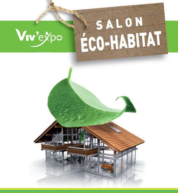 Salon Vivexpo Eco habitat